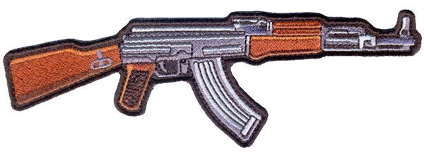 AK-47 RIFLE RIGHT FACING Patch