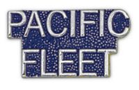 PACIFIC FLEET HAT PIN - HATNPATCH