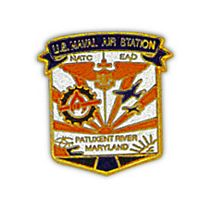 NAS PATUXENT RIVER HAT PIN - HATNPATCH