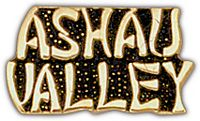 ASHAU VALLEY HAT PIN - HATNPATCH