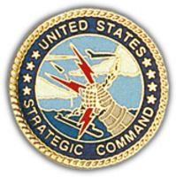 US STRATEGIC CMD HAT PIN - HATNPATCH