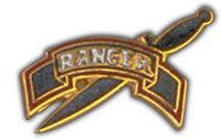 RANGER HAT PIN