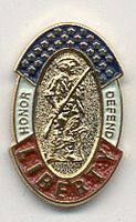 LIBERTY HAT PIN - HATNPATCH
