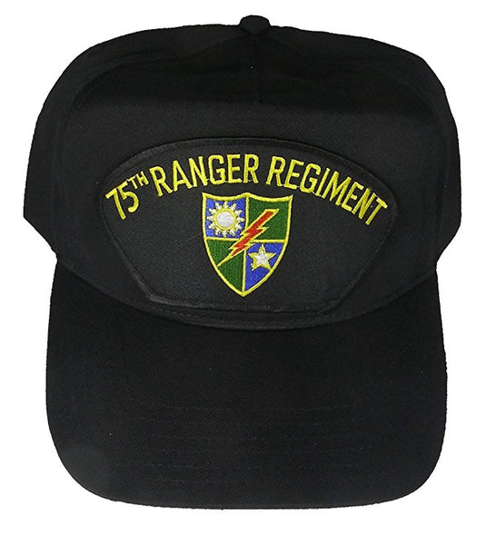 75th RANGER REGIMENT W/ CREST HAT - HATNPATCH