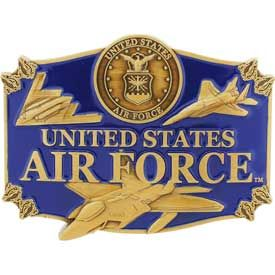 UNITED STATES AIR FORCE - Cast Belt Buckle