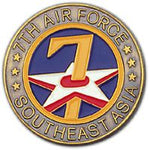 7TH AIR FORCE COMM COIN