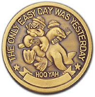 SEAL TEAM COMM COIN