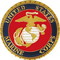 US MARINES COIN