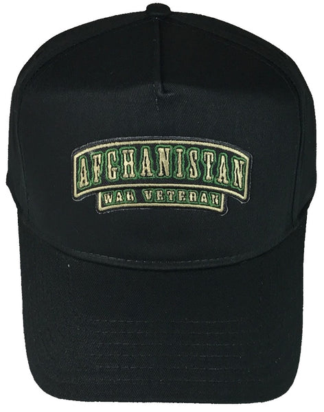 AFGHANISTAN WAR VETERAN HAT - HATNPATCH