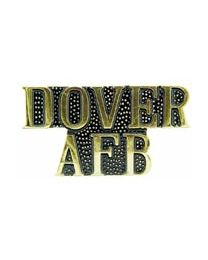 Dover AFB Pin