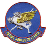VP-11 Patrol Squadron Patch - Found per customer request! Ask Us!