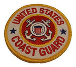 USCG COAST GUARD PATCH COASTIE SEMPER PARATUS MARITIME SECURITY DEFENSE