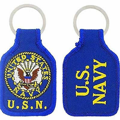 USN NAVY KEY CHAIN SAILOR SHIP SUBMARINE VETERAN RETIRED