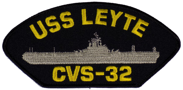 USS LEYTE CVS-32 Patch - Found per customer request! Ask Us!