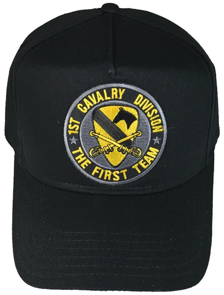 1ST CAVALRY DIVISION HAT - HATNPATCH