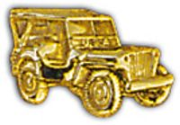 JEEP HAT PIN