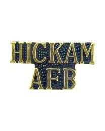 Hickam AFB Pin - HATNPATCH