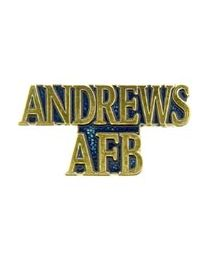 Andrews AFB Pin - HATNPATCH