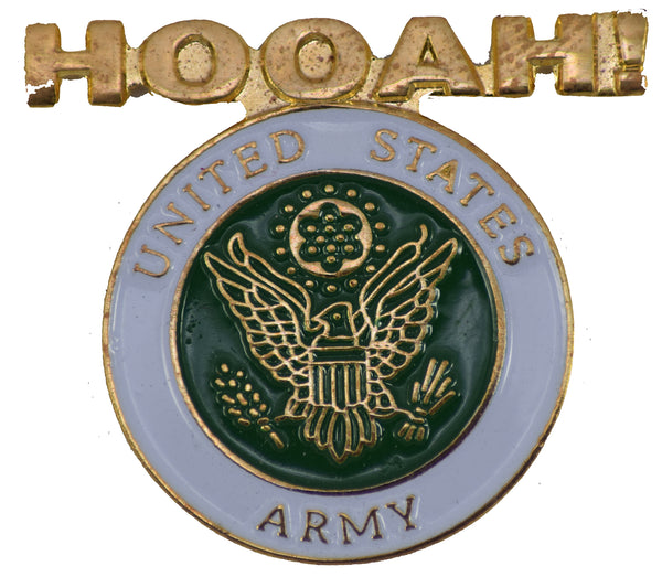 HOOAH! HAT PIN