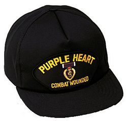 PURPLE HEART - HATNPATCH