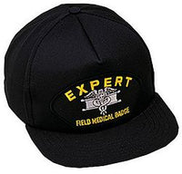 EXPERT FIELD MEDIC HAT - HATNPATCH