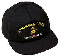 USMC EXPEDITIONARY FORCE HAT - HATNPATCH