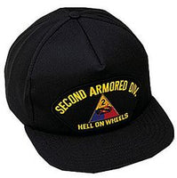 2ND ARMOR DIV HAT - HATNPATCH