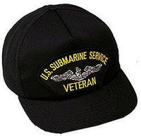 US SUBMARINE VET - HATNPATCH