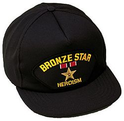 BRONZE STAR - HATNPATCH