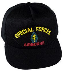 SPECIAL FORCES AIRBORNE HAT