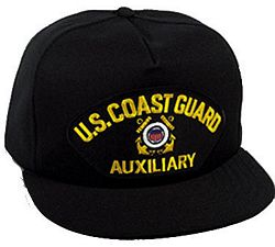 US COAST GUARD AUXILARY HAT
