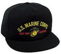 USMC GULF WAR VET HAT - HATNPATCH