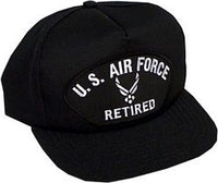 USAF RETIRED HAT - HATNPATCH