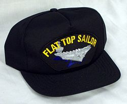 FLAT TOP SAILOR - HATNPATCH