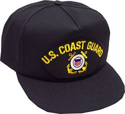 US COAST GUARD HAT