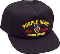 PURPLE HEART IRAQI FREEDOM - HATNPATCH