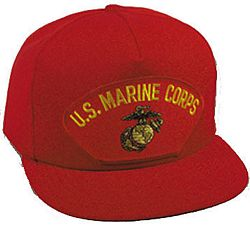 US MARINE CORPS HAT - HATNPATCH