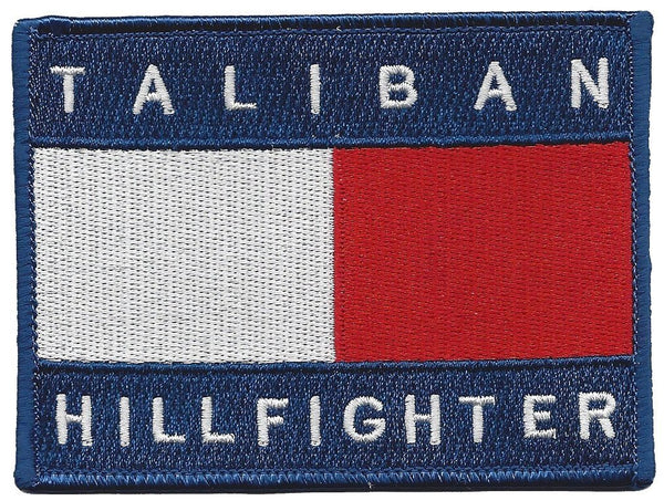 TALIBAN HILLFIGHTER Patch