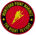 MONTFORD POINT MARINES DECAL - COLOR - Veteran Owned Business