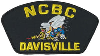 NAVAL MOBILE CONSTRUCTION NCBC DAVISVILLE SEABEE PATCH