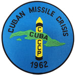 Cuban Missile Crisis Large Back Patch - HATNPATCH