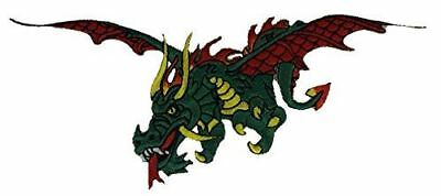 FLYING DRAGON CUTOUT PATCH