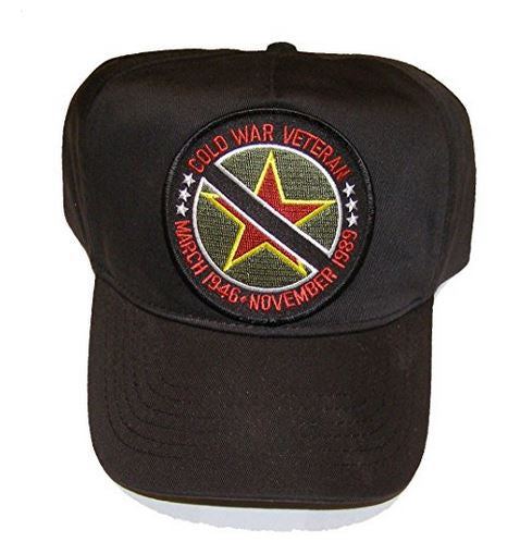COLD WAR VETERAN HAT - HATNPATCH