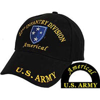 23RD ID AMERICAL HAT - HATNPATCH
