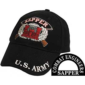 SAPPER COMBAT ENGINEER HAT