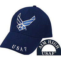USAF NEW LOGO HAT