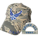 USAF NEW LOGO DIGITAL CAMMO HAT