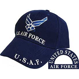 USAF NEW LOGO HAT 2