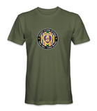 Desert Storm Purple Heart Combat Wounded Veteran T-Shirt PHT - HATNPATCH
