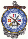 RECRUIT TRAINING COMMAND GREAT LAKES PATCH